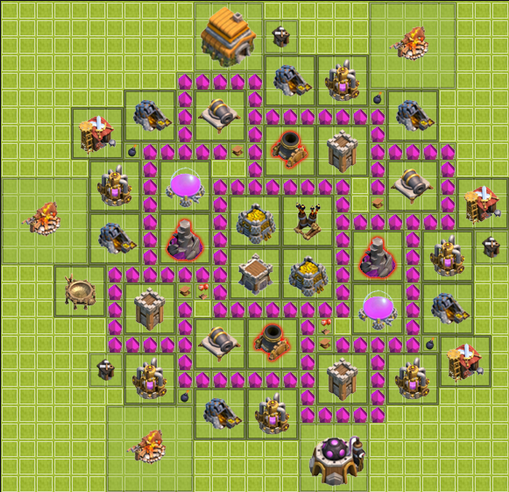 clash of clans how to get members in your clan