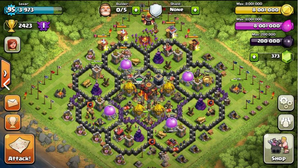 Th10 clash of clans goonsquadelite